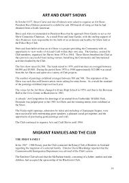 50 years rotary club of blacktown city