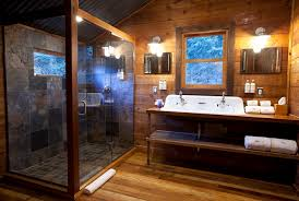 awesome wooden bathrooms that will the show