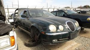 2000 jaguar s type u2013 junkyard find