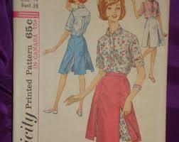 long in back short 60s in front 60s golf skirt etsy