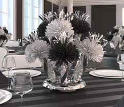 Black And Silver Centerpieces by Party Favors And Centerpieces Wedding Favors And Decorations For