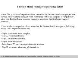 best fashion pr assistant cover letter images podhelp info