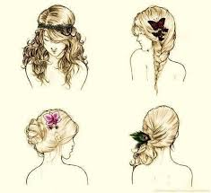 30 best drawing hair images on pinterest drawing ideas drawing