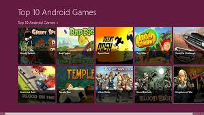 top ten android top 10 android for windows 8 and 8 1