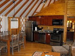 Living In A Yurt by Inside Yurt Bluegreen Resorts Vacation Pinterest Resorts