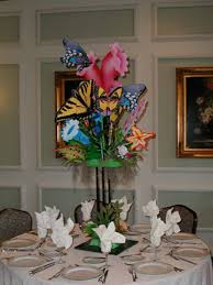 butterfly centerpieces theme centerpieces lighter than air party decorators