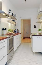 apartments beauty small apartment kitchen design ideas with long