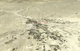 Bagram Air Base Map Where Bergdahl Disappeared The New York Times