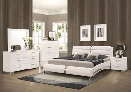 King Bedroom Sets With Storage Under Bed Coaster Felicity King Bed With Metallic Accents Coaster Fine