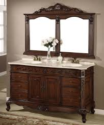 Corner Sideboards Buffets Incredible Cottage Bathroom Vanity Set Including Antique Sideboard