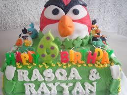ceploktelor angry birds birthday cake