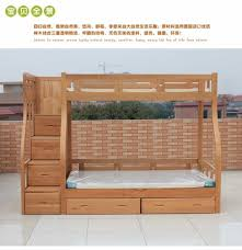 Beech Bunk Beds Ikea Children S Bed Beech Solid Wood Bunk Bed Cluster Bed High And