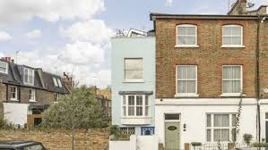 Narrowest House In The World Narrow House That U0027s Just 2 1 Metres Wide For Sale In London