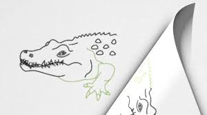 how to draw a crocodile step by step youtube