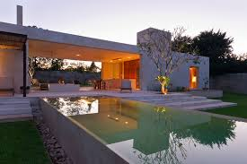 architecture and modern home building exterior design idea with