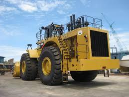 cat 994f wheel loader construction equipment pinterest