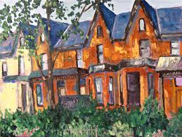 cabbagetown row houses gkt art