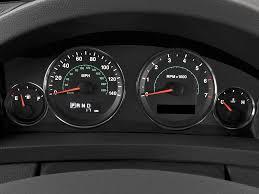 jeep grand cherokee laredo 2008 2008 jeep grand cherokee gauges interior photo automotive com