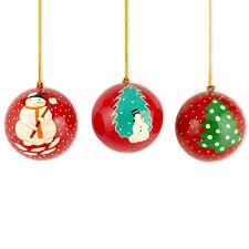 tree ornaments happy holidays easy