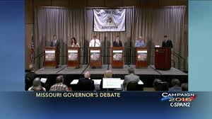 candidates face missouri governor u0027s debate sep 30 2016 c span org