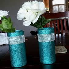 peacock centerpieces exclusive ideas teal wedding centerpieces best 25 on