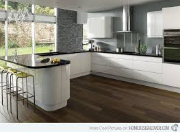 High Gloss White Kitchen Cabinets 17 White And Simple High Gloss Kitchen Designs Gloss Kitchen