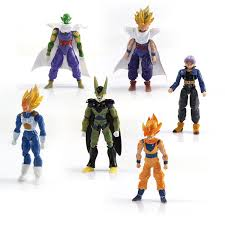 dragonball dragon ball dbz goku piccolo action figure toy
