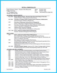 Best Consulting Resume by The Most Excellent Business Management Resume Ever