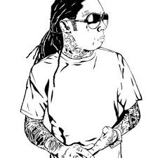 lil wayne coloring pages latest lil wayne coloring pages to print