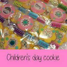 s day cookies children s day cookies margaretcookies