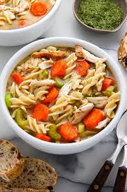 flu fighter chicken noodle soup baker by nature