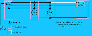 Three Way Light Switch Wiring Diagram 3 Way Switch Variations