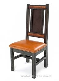 Rustic Dining Chair Dining Chairs Archives Woodland Creek Furniture