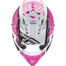 pink motocross helmets fly racing 2017 kinetic crux motocross helmet mx dirt off road