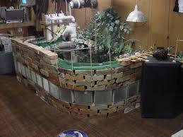 indoor fish ponds interiors design