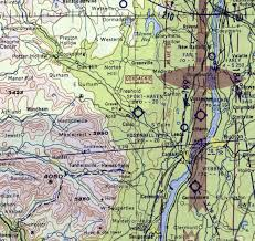 Albany New York Map by Abandoned U0026 Little Known Airfields Albany Area