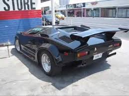 lamborghini kit car for sale lamborghini countach lp 5000 kit car 360 degrees walking around