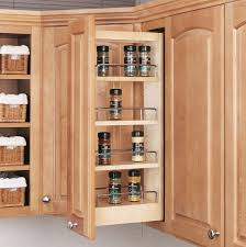 3 tier kitchen cabinet organizer 8 3 tier pull out shelf w tri slides wood 448 wc 8c rev a shelf