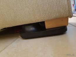 pieds de canapé test de l immersit vibes faites vibrer votre canapé au rythme de