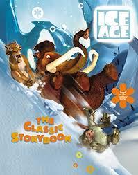 ice age classic storybook nancy krulik 9780066214399
