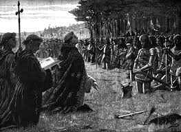 file the thanksgiving service on the field of agincourt jpg