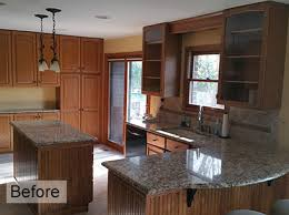 Diy Kitchen Cabinets Refacing by Kitchen Cabinet Refacing Refacingpros Com