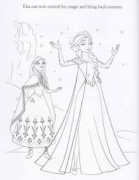 92 frozen images coloring drawings