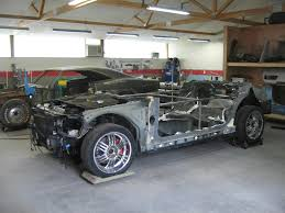 turning a wrecked charger srt8 into a u002769 dodge daytona clone