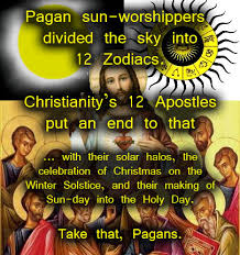 the true meaning of paganism sun worship and commercialism