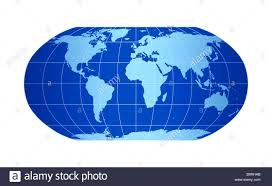 Map Projection Projection Map World Stock Photos U0026 Projection Map World Stock
