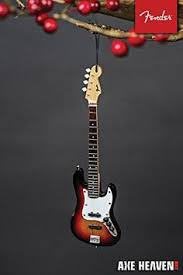 fender jazz bass guitar ornament guitar ornaments