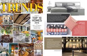 home design trends magazine india press