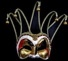 jester masquerade mask mezzo velluto venetian masquerade mask black