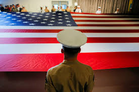 Flag Folding Ceremony Memorial Day A Nation Remembers Veterans U0027 Sacrifices